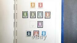 Collection De Timbres Norvège Dans L'album Stender Avec 450 Ou Si Récent Stamps'94 2002
