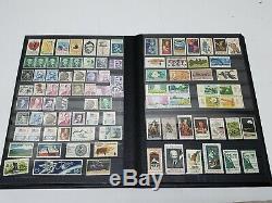 Collection De Timbres Us Vintage Album Hingeless Neuf, Non Utilisé, Années 1930, Années 1980. Postal