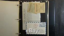 Collection De Timbres Viet Nam Dans L'album Ring Minkus 3 Avec Est. 529 Stamps'75