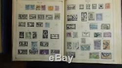 Collection De Timbres Ww Dans L'album Scott Int'l Copyright 1938 Avec Environ 4000