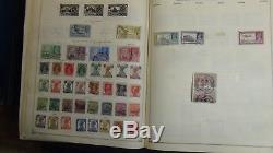 Collection De Timbres Ww Dans Le Copyright De L'album Scott Int'l 1938 Avec Environ 4 000 Exemplaires