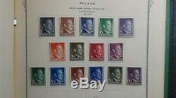 Collection De Timbres Zones Allemagne Dans L'album Scott Specialty Avec 1200 Timbres