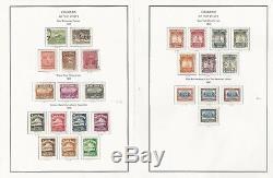 Collection Equateur 1904-1940 Sur 40 Pages D'albums, Beau Lot Soigneusement Monté
