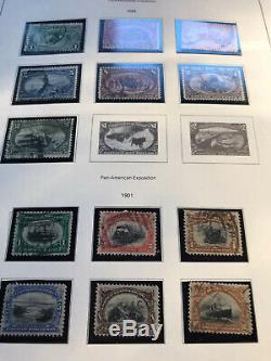 Collection Etats-unis Dans Lighthouse Imprimé Album Voir Description Plus Photos