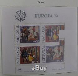 Collection Europa 4 Albums Sans Phare Sans Phares (1956-2007), Cat 5 000 $ / Album 2 000 $