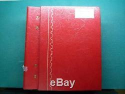 Collection France 1849-1964 Album Bf Timbres Et Oblitéré Neufs / CV Cpl Série