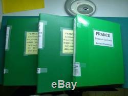 Collection France Bf Et Brochure De Souvenirs, Jusqu'en 2016 3 Neufs Album