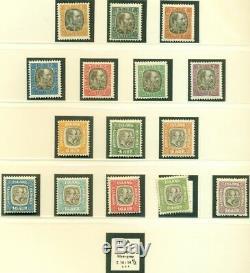 Collection Islande 1873-1998 Dans 2 Albums De Lindner Hingeless Menthe Nh Scott 26 638 $