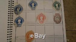 Collection Lot 37 Timbres Vintage Albums Des Milliers De Timbres Bâtisse 1900 Dans Le Monde