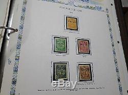 Collection Majeure De Timbres, Tous Les Timbres Israéliens Mnh 1948-2003 En 5 Albums. Sensationnel