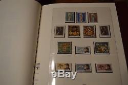 Collection Portugal Album Lindner + Étui 1947/1972 Complet Cote + De 1600