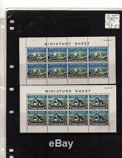 Collection Stamp Lot Box Successoraux Couvre Dans Le Monde Entier Timbres Albums 1 Livre