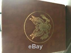 Collection Us Stamp Dans Harris Liberty Album