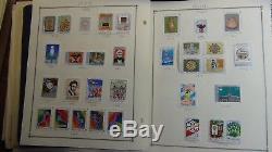 Collection World Wide Huge Sur Les Pages De L'album Scott Int'l 2001 Avec 2.150