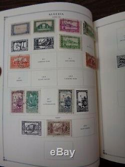 Collections De La Collection Internationale D'albums De Timbres Scott De 1840 À 1959, Avec 5 700 Timbres De Diff