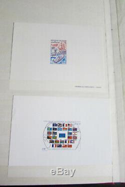 Colonies Françaises Collection De Dentelés Dans L'album