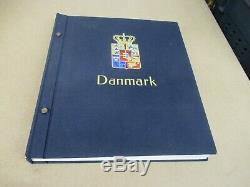 Danemark Danmark Timbres Collection En Davo Album Early Modern