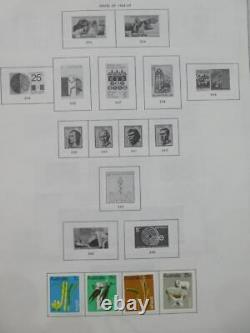 Edw1949sell Australie Intéressant Mint & Collection D'occasion Sur Les Pages D'album