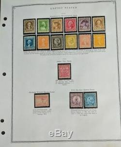 Edw1949sell Menthe Et Collection D'occasion Sur Les Pages D'album Avec Beaucoup Mieux Compris # 630