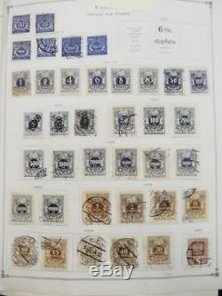 Edw1949sell Poland Collection Très Propre Mint & Used Sur Les Pages De L'album. Chat 1409 $