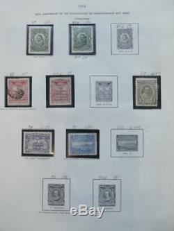 Edw1949sell Provinces Canadiennes Collection De Pièces Neuves Et Usagées Sur Pages D'album. Utile