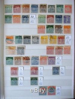 El Salvador Sammlung El Salvador Album Collection 840 Timbres Différents