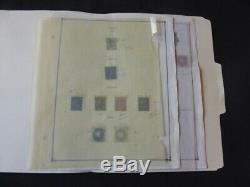 Etats Allemands Mint / Stamp Collection Sur Scott Occasion Int Album Pages