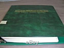 Etats-unis (1976-1994), Excellent Mint Nh Stamp Collection Naturalisée Dans Un Album Mystic