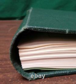 États-unis Des Recettes Fiscales Collection De Timbre Sur Les Pages Vintage Scott Specialty Album 2 Post
