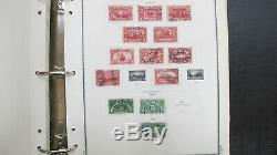 États-unis, Les Revenus Bob, Utilisé Stamp Collection Charnière Dans Un Album Scott Us National