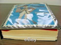 États-unis, Montâmes Collection Excellente Suite Dans Un Album Scott Cabossée Minuteman