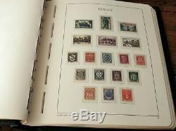 France 1940/1959 Collection Complète, Yvert N ° 451/1229, Album De Luxe Neufs