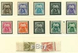 French Andorra Collection 1931 // 1992, Neuf En Nh Deux Albums Lindner Scott 2.300 $