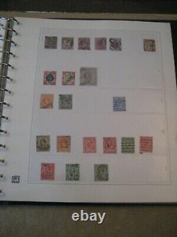 G. B. B. B. 1887-1967 Mint + Collection Hinge Heaneless Dans L'album Safe