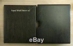 GB Royal Mail Pack Année Collection 2006-2014 En Universal Album Valeur Nominale £ 720 +