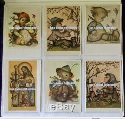 Grand Terrain De 195 Ars M. I. Hummel Imprime Withalbum, Coa, Key Par Print & # Moule 's