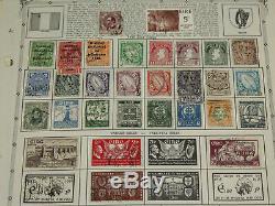 Grande Collection De Timbres Irlande Lot Pages Album Remainder Free State, Bob +
