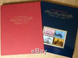 Histoire De Hong Kong Post Office Compl. Monnaie Timbre Spécial Album / Livre