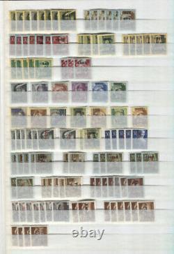 Hongrie Accumulation CV Mnh 3800,00 $ 1945-2000 En Stock Album