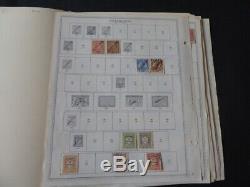 Jamaica 1860-1991 Collection De Timbre Sur L'album Scott Intl Pages