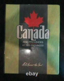 Kengo Canada Collection De Timbres De 100s De Menthe / Used Timbres Harris Album