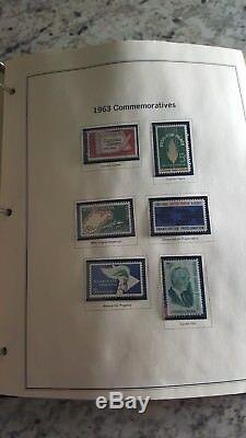 La Collection Du Patrimoine De Timbres Commémoratifs De L'album 1935-1991