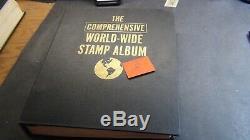 La Plupart Des Timbres Britanniques De Minkus Comp. Album Avec Environ 2 700 Timbres À 52