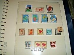 Lindner Hingeless Albums (5) 1932-94 Complete Us Stamp Collection Best Sur Ebay
