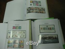 Mini-feuille Commémorative Définitive Commémorative De 1971 À 2015, Collection 4 Album Fv Mnh £ 1900