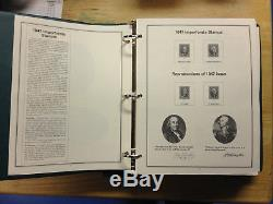 Mystic American Heirloom Collection 3 Volumes Albums Complets 1847-2010 Nice