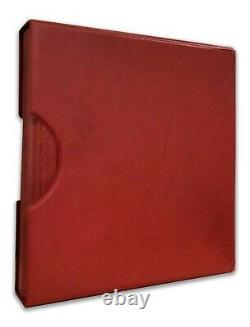 Nauru 1924-97 Collection De C. 450 Timbres Dans Kabe Hingeless Album Mostly Muh