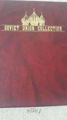 Russie 1973 1979 Collection Ans À Mystic Album Mnh