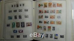 Russie + Collection De Timbres En 5 Volumes / Album Avec 3200