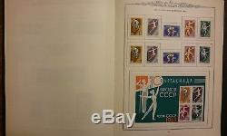Russie Russie Urss Urss Collection 1962 1965 Années Complètes Album Rare